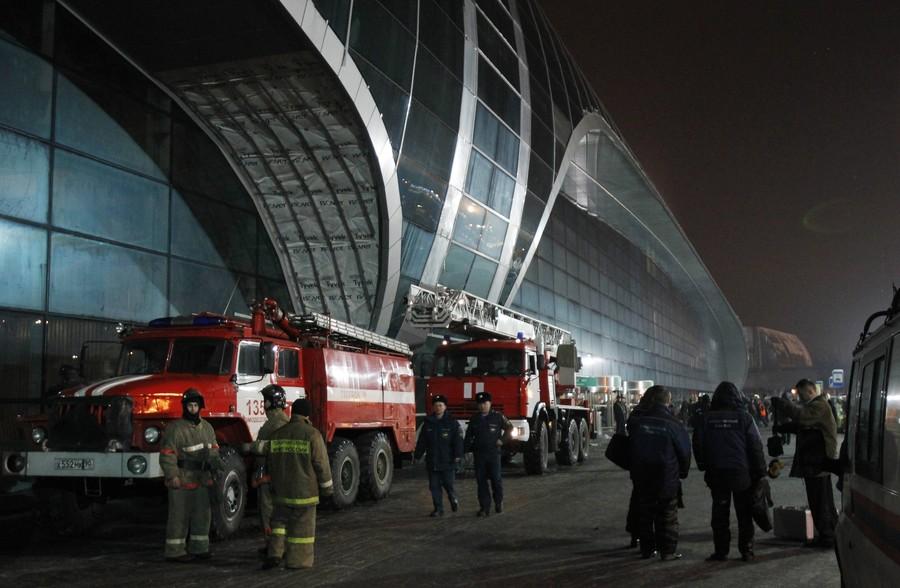 Теракт в Домодедово   Обновлено!