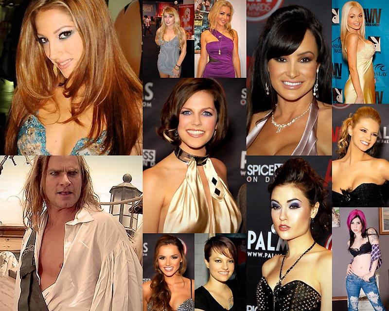 Знаменитые старые порнозвезды