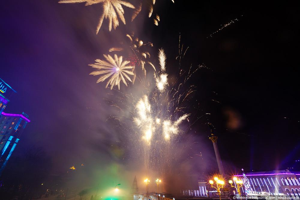 011 Новый Год на Майдане