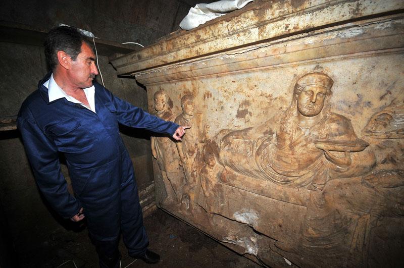 012 Самые крупные археологические открытия 2010 года