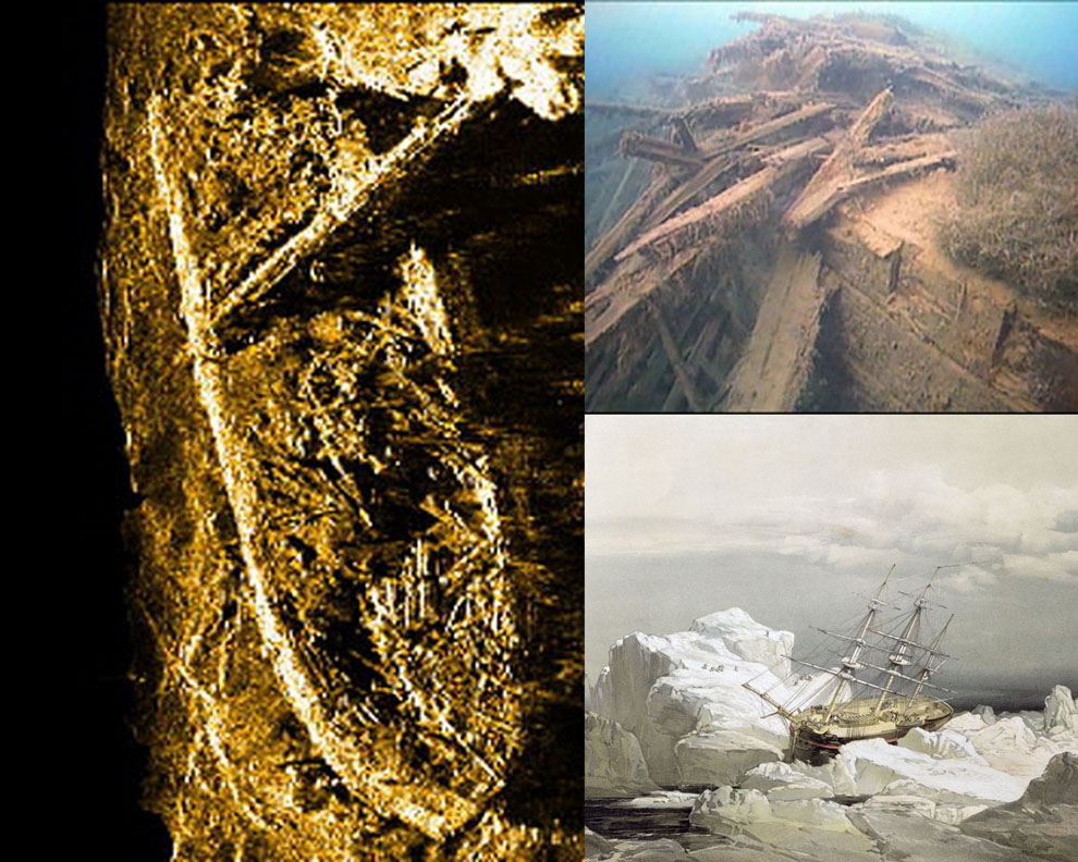 043 Самые крупные археологические открытия 2010 года