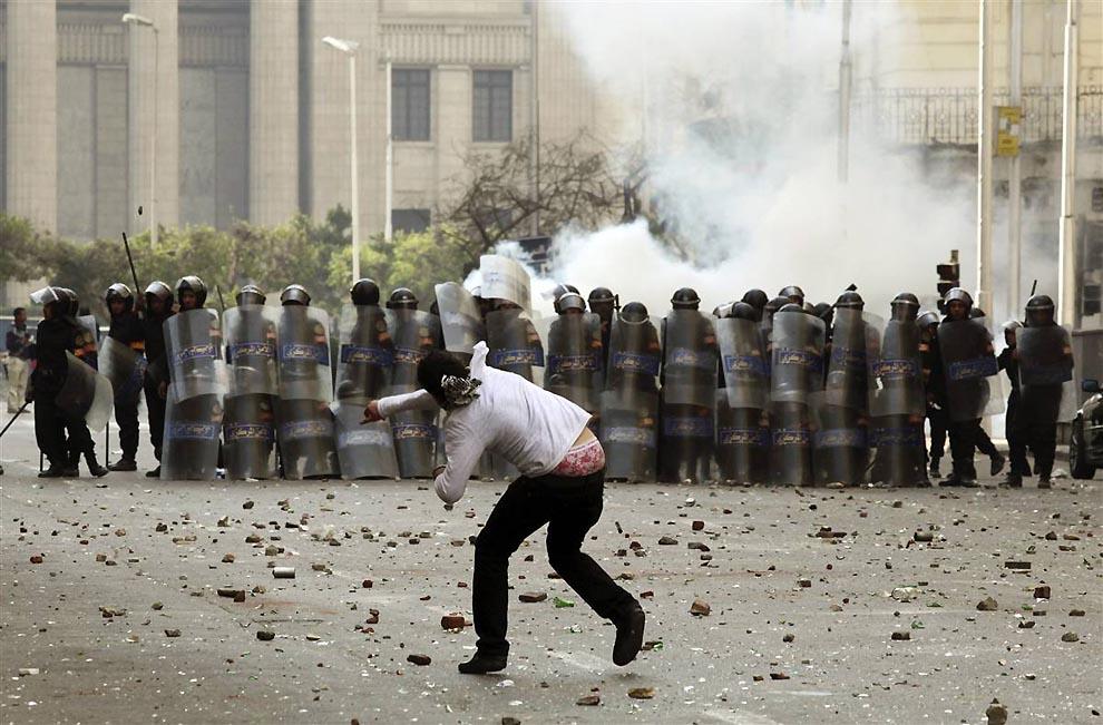0537 Массовые беспорядки в Египте