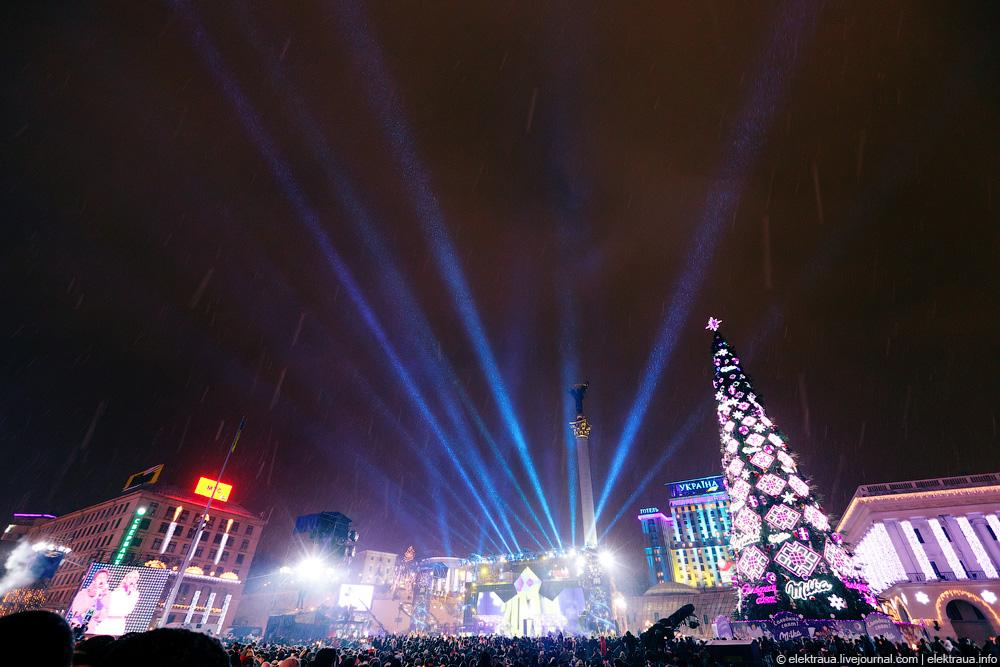 072 Новый Год на Майдане