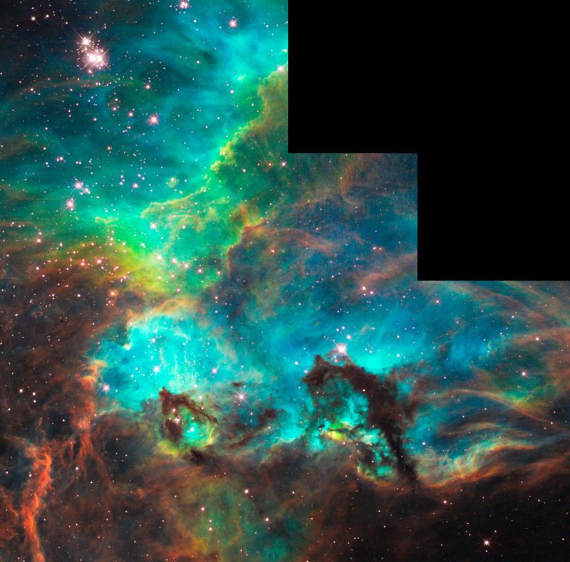 1028 Фото далекого космоса, сделанные телескопом Хаббл