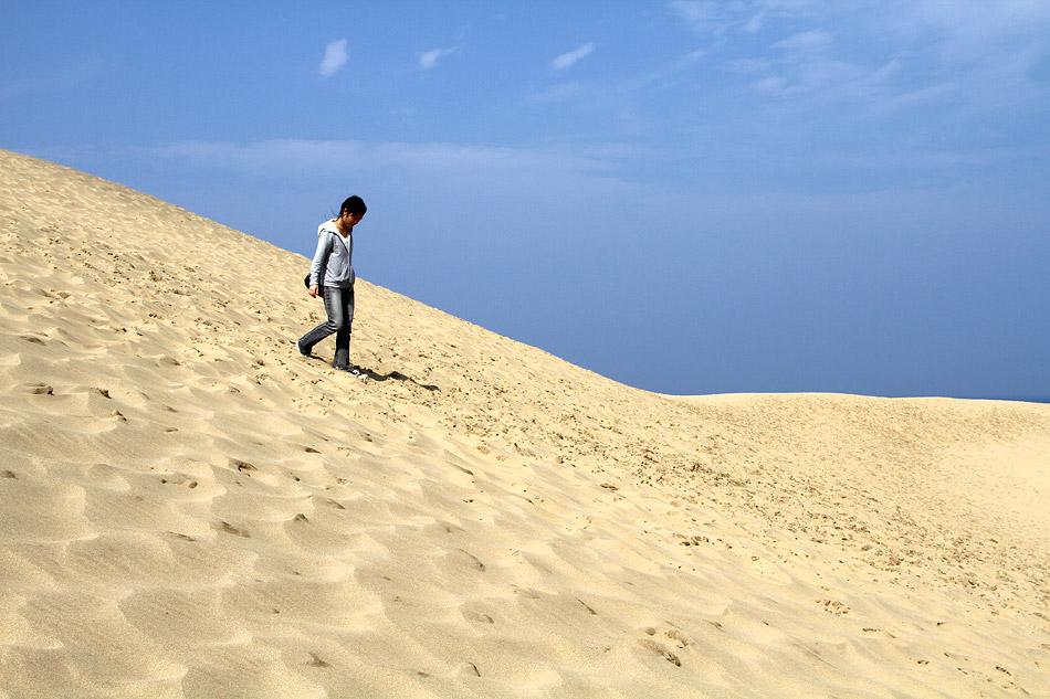 Пустыня Тоттори