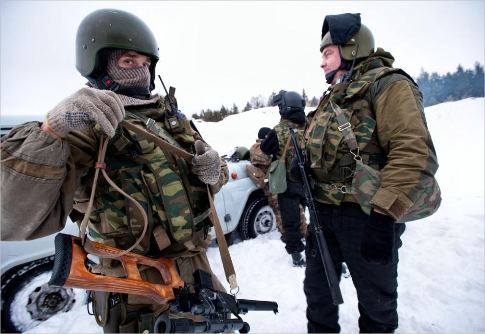 1118 990x682 Учения милицейского спецназа в Кургане