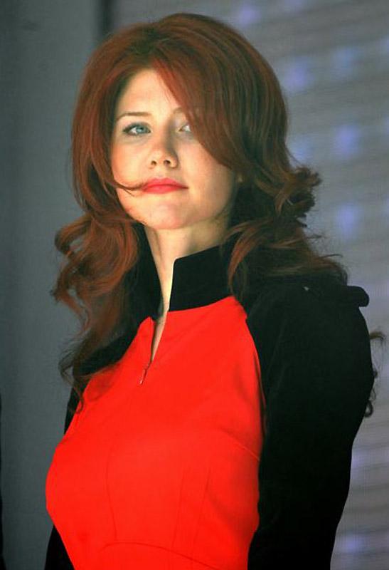 Российская шпионка Анна Чапман