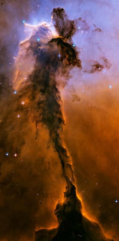 1221 Фото далекого космоса, сделанные телескопом Хаббл