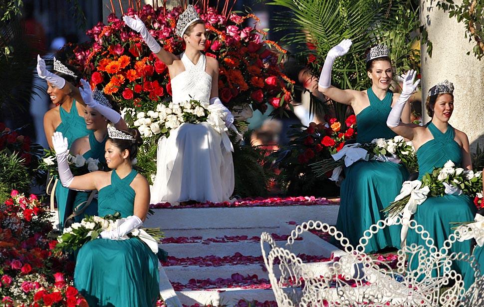 Парад роз