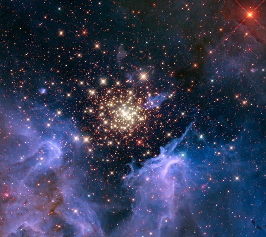 1320 Фото далекого космоса, сделанные телескопом Хаббл