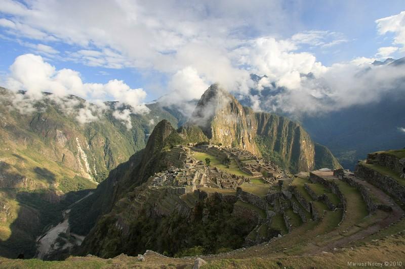 На тропе инков или путь в МачуПикчу