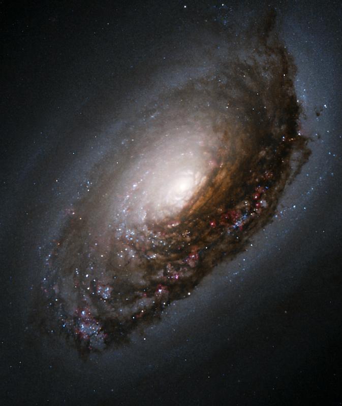 1419 Фото далекого космоса, сделанные телескопом Хаббл