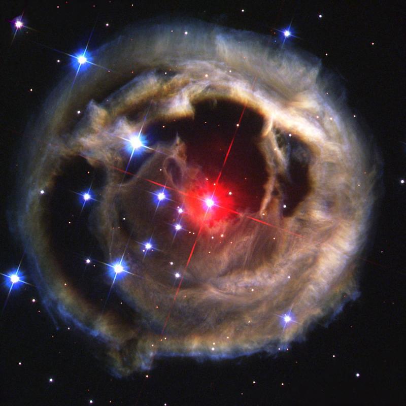 1517 Фото далекого космоса, сделанные телескопом Хаббл