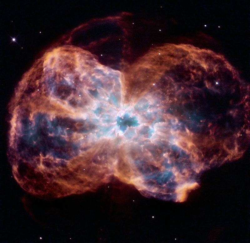 1616 Фото далекого космоса, сделанные телескопом Хаббл