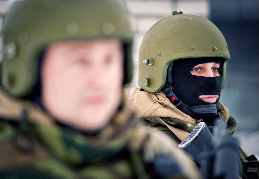 1710 990x682 Учения милицейского спецназа в Кургане