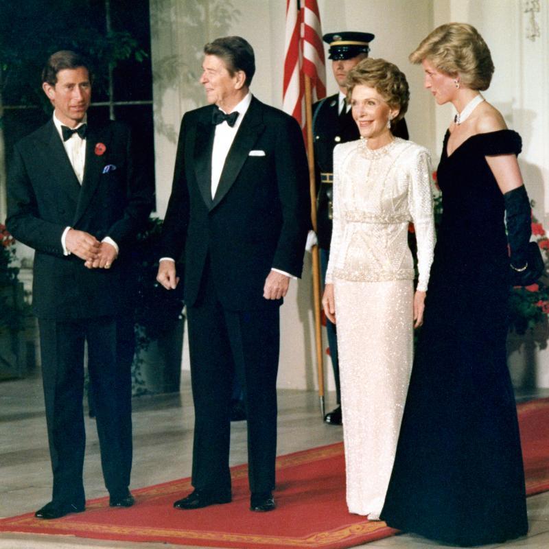 Официальные приемы президентов