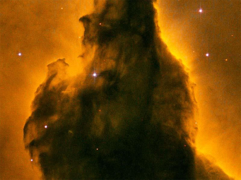 1814 Фото далекого космоса, сделанные телескопом Хаббл