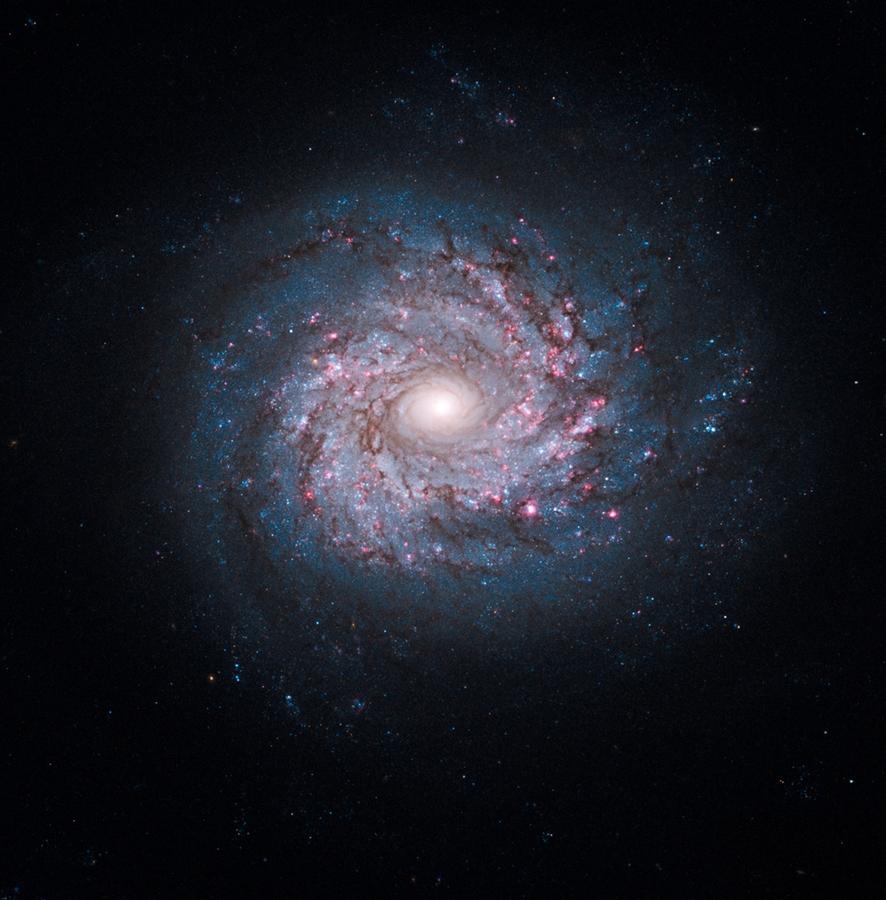 2014 Фото далекого космоса, сделанные телескопом Хаббл