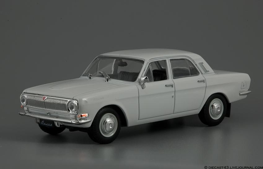 2107 Журнальная серия Автолегенды СССР: первая десятка