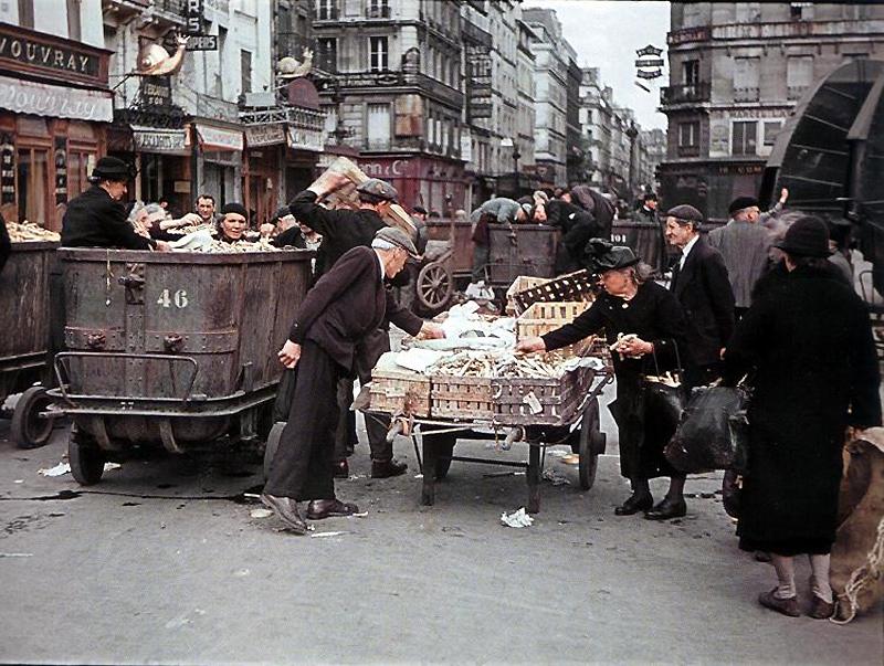 2114 Франция времен немецкой оккупации