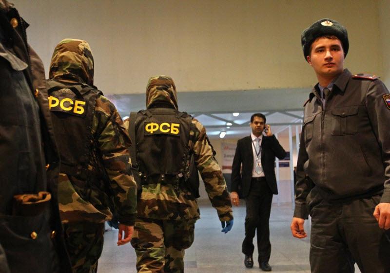 После теракта в Домодедово. Фото с сайта Демократ