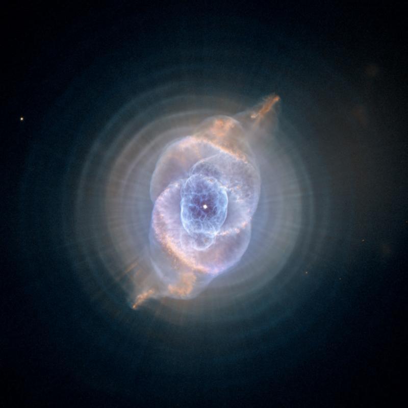 2212 Фото далекого космоса, сделанные телескопом Хаббл