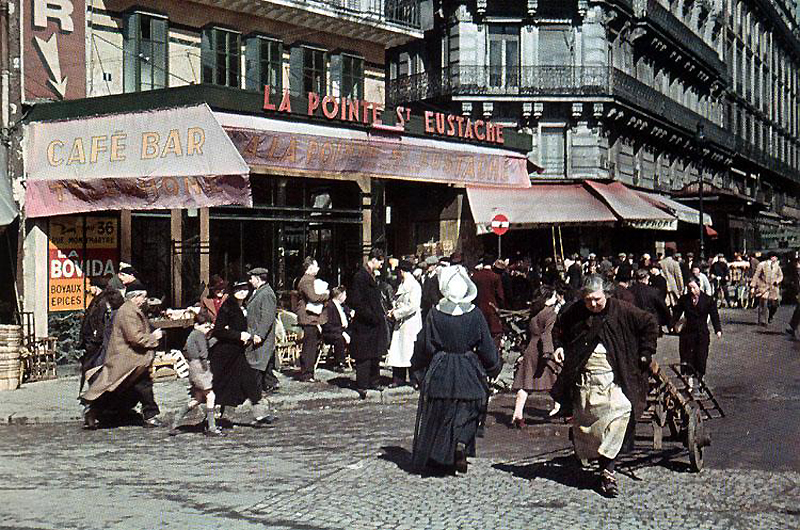 2310 Франция времен немецкой оккупации