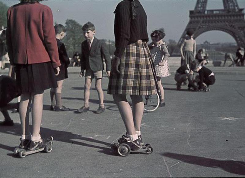 240 Франция времен немецкой оккупации