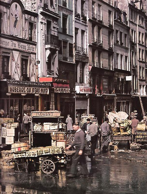 247 Франция времен немецкой оккупации
