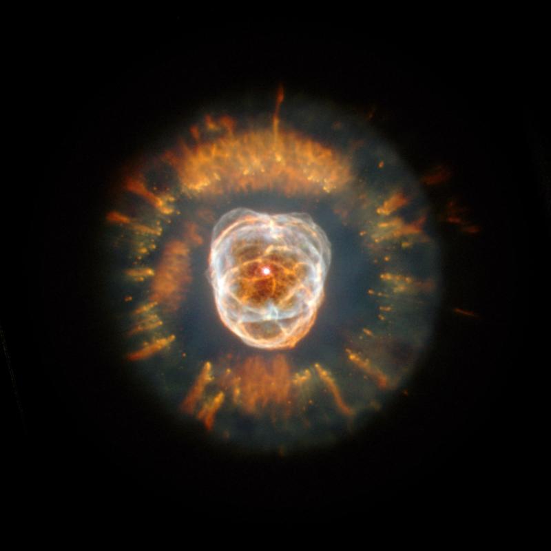 248 Фото далекого космоса, сделанные телескопом Хаббл