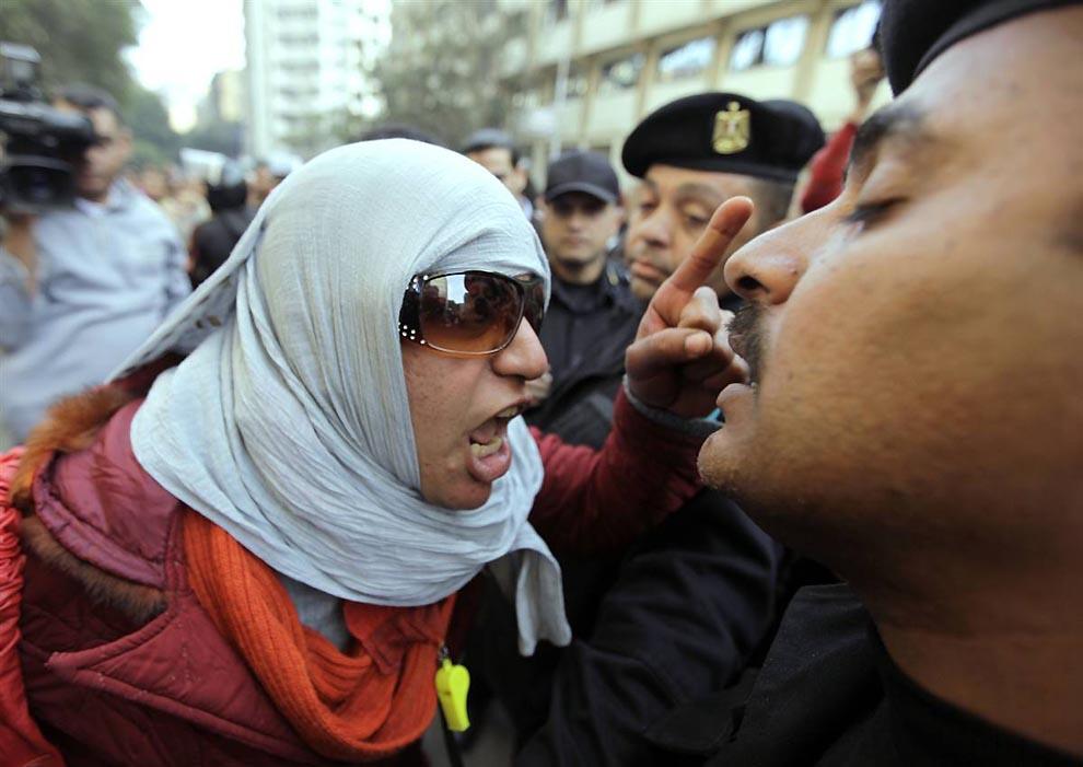 2528 Массовые беспорядки в Египте