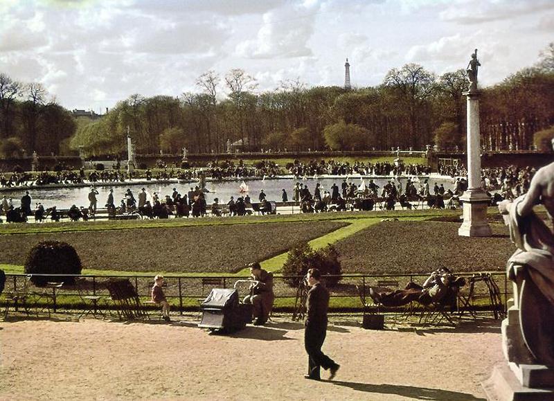 267 Франция времен немецкой оккупации