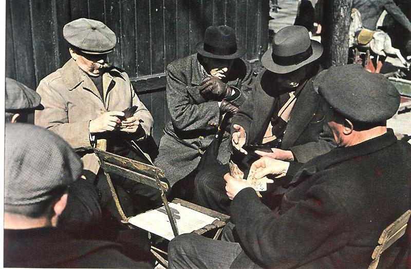 277 Франция времен немецкой оккупации