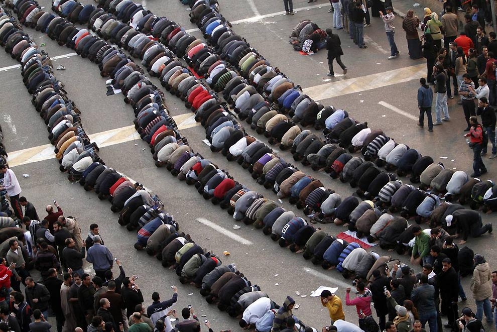 2823 Массовые беспорядки в Египте
