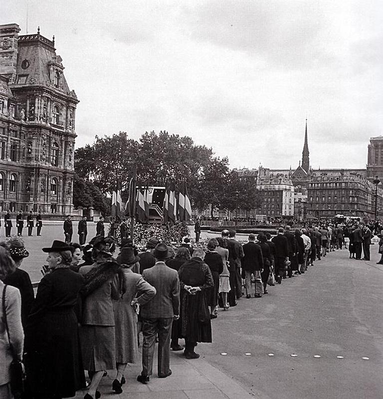 287 Франция времен немецкой оккупации