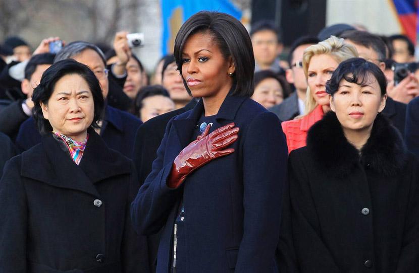 Наряды первой леди США