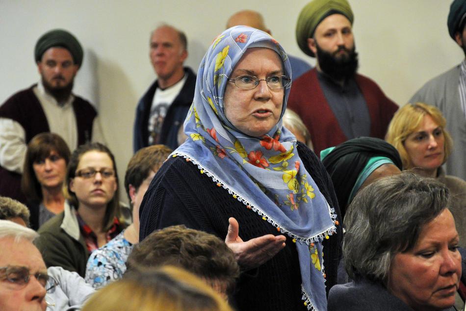 Суфийская община в Нью-Йорке
