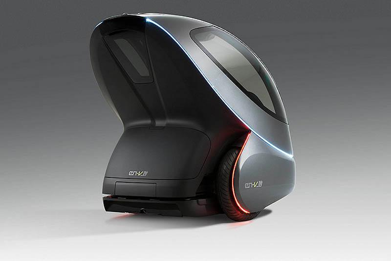 3128 Машина будущего