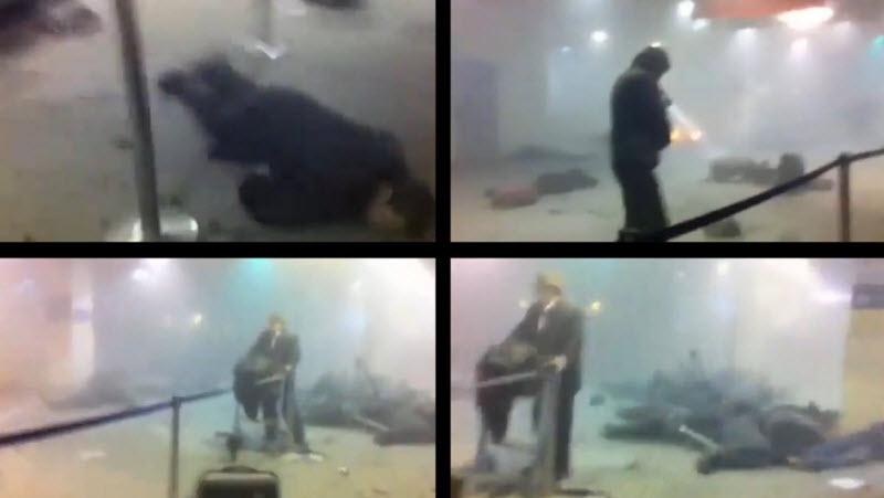 Теракт в Домодедово — Обновлено!