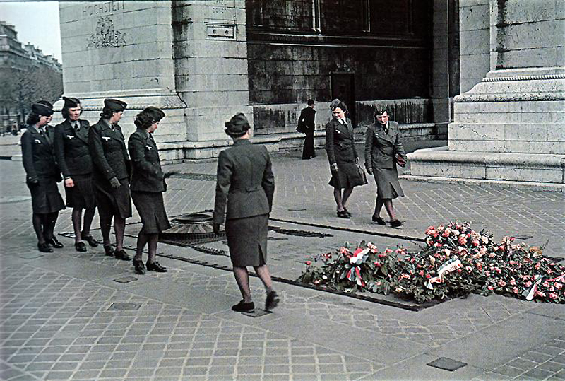 362 Франция времен немецкой оккупации