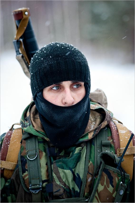 371 Учения милицейского спецназа в Кургане
