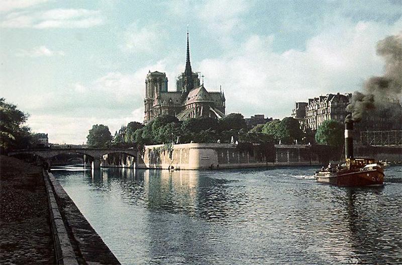 392 Франция времен немецкой оккупации
