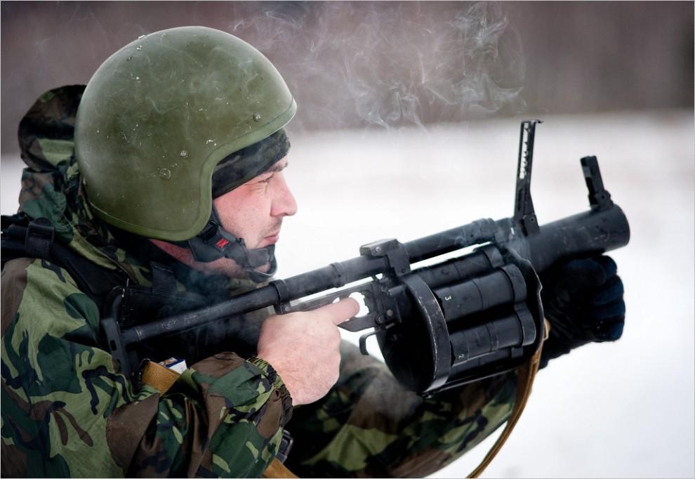 401 990x682 Учения милицейского спецназа в Кургане