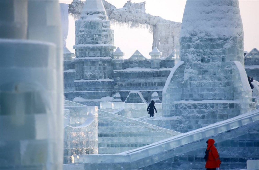 411 990x651 Международный фестиваль льда и снега в Харбине