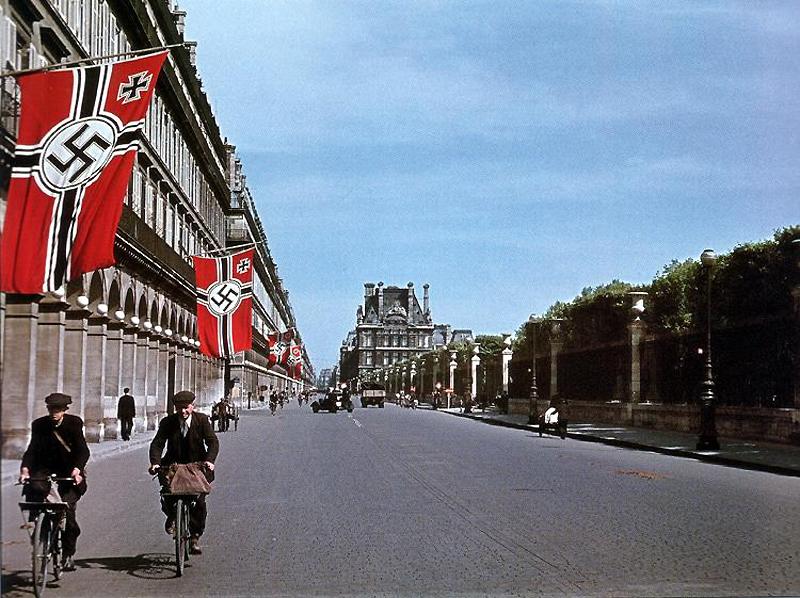 462 Франция времен немецкой оккупации