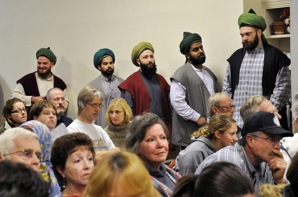 Komunitas sufi di New York