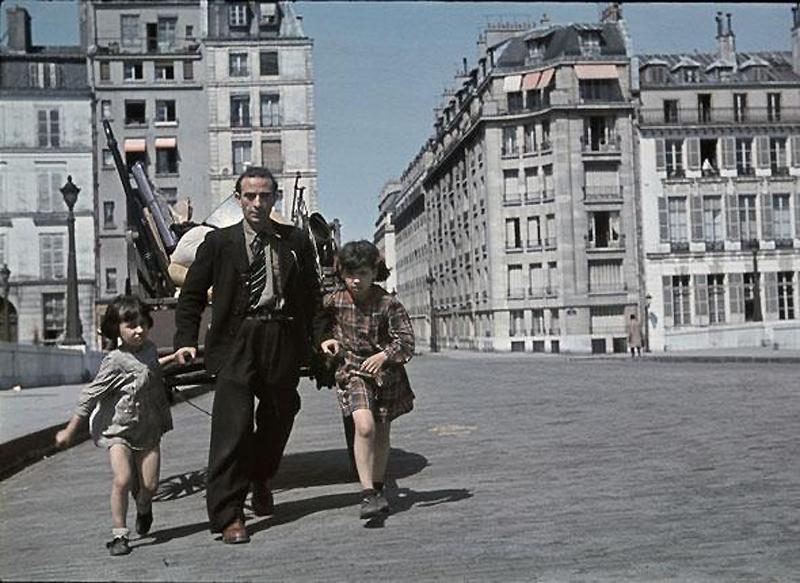 518 Франция времен немецкой оккупации