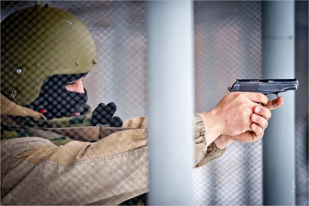 531 990x659 Учения милицейского спецназа в Кургане