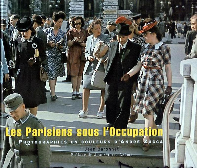 532 Франция времен немецкой оккупации