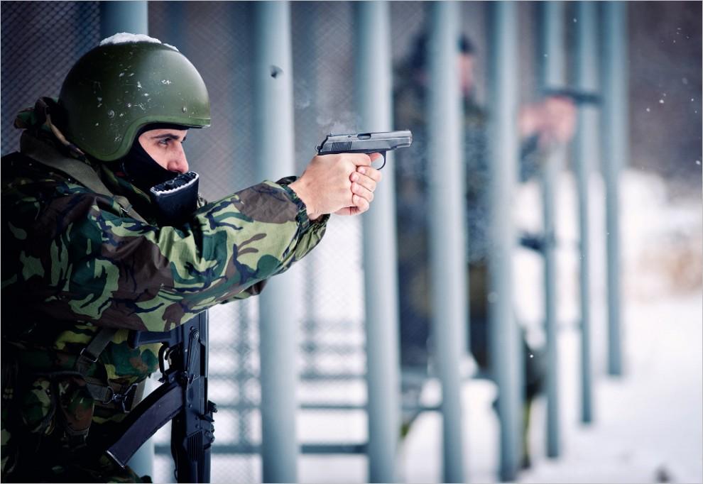 591 990x682 Учения милицейского спецназа в Кургане